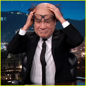 Jimmy Kimmel Does an Impression of Danny DeVito With an Insanely Realistic Mask - Watch!