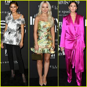 Zendaya, Dove Cameron & Nina Dobrev Show Their Style at InStyle Awards 2019!