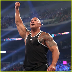 Dwayne 'The Rock' Johnson Makes a Return to the WWE!