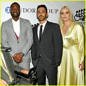 Dwyane Wade & Lindsey Vonn Team Up for Great Sports Legends Dinner to Cure Paralysis