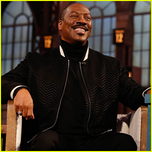 Eddie Murphy Tells 'Kimmel' He Wants To Make Stand-Up Comedy Return 'Funny As Possible'!