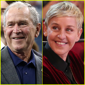Here's How Celebrities Are Reacting to Ellen DeGeneres' Statement About Being Friends with George W. Bush