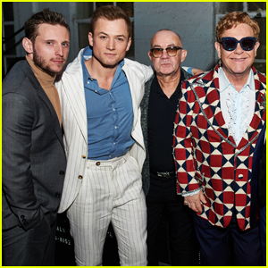 Elton John & Taron Egerton Deliver Surprise Performance at 'Rocketman: Live in Concert'!