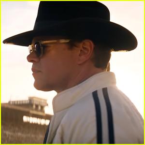 Matt Damon Christian Bale Star In New Ford V Ferrari Teaser Trailer Watch Christian Bale Ford V Ferrari Matt Damon Trailers Just Jared