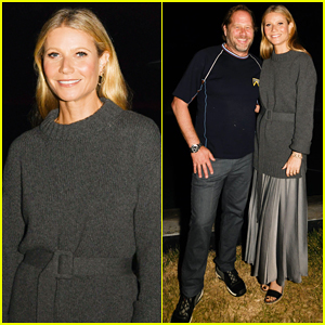 Gwyneth Paltrow Hosts Goop By The Beach in Montecito!