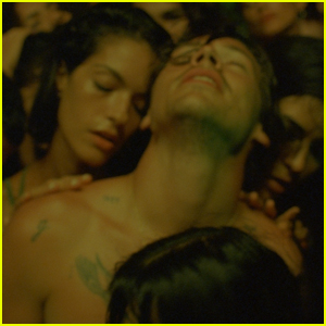 Harry Styles Gets Hot & Sweaty in 'Lights Up' Music Video - Watch Now!