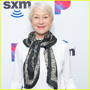 Helen Mirren Says 'It's Much Better To Age Disgracefully!'