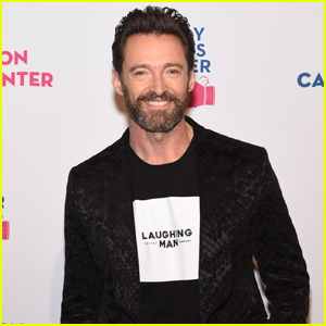 Hugh Jackman Shows His Support at Philly Fights Cancer Benefit Event