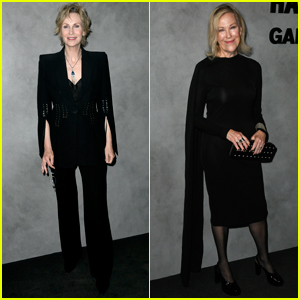 Jane Lynch & Catherine O'Hara Step Out for Hammer Museum Gala 2019