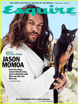 Jason Momoa Reveals His Wife Lisa Bonet Was His Childhood Crush!