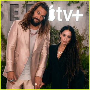 Jason Momoa is Supported by Wife Lisa Bonet at Premiere of Apple TV+ Series 'See'