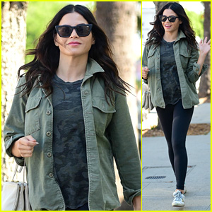 Pregnant Jenna Dewan Shows Off Her Growing Baby Bump While Shopping Solo in Studio City