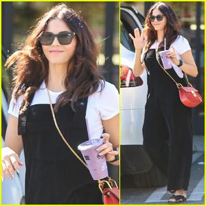 Jenna Dewan Steps Out for Fruit Drink in Los Angeles