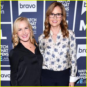 Jenna Fischer & Angela Kinsey 'Really Want' An 'Office' Reunion!