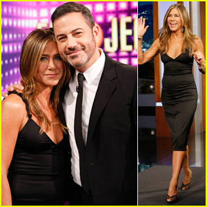 Jennifer Aniston Tells 'Kimmel' She Was 'Most Reluctant Person' to Join Instagram - Watch Here!