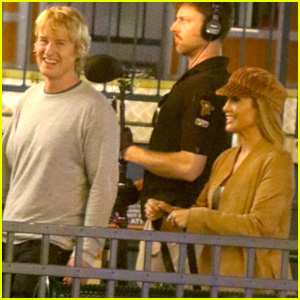 Jennifer Lopez & Owen Wilson Begin Filming 'Marry Me' at Coney Island!