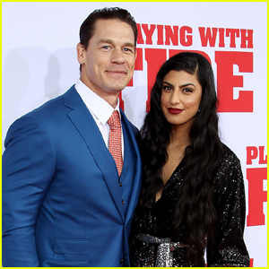 John Cena Girlfriend Shay Shariatzadeh Make Red Carpet