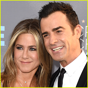 Jennifer Aniston's Ex Justin Theroux Comments on Her First Instagram Post