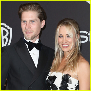 Kaley Cuoco Explains Why She's Doesn't Live With Husband Karl Cook