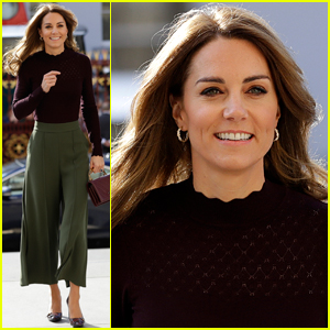 Kate Middleton Is All Ready for Fall in Her Chic Outfit!