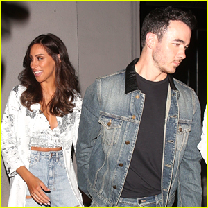 Kevin & Danielle Jonas Go On Date Night After We Can Survive Concert