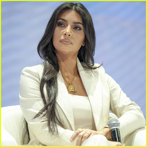 Kim Kardashian Talks the Importance of Privacy During Tech Conference in Armenia