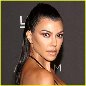 Kourtney Kardashian's Hidden Talent Is Not Safe for Your Office!