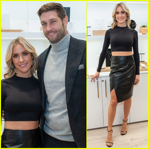 Kristin Cavallari is Supported by Husband Jay Cutler at Grand Opening of Uncommon James Store!