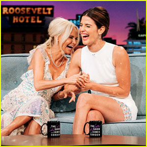 Kristin Chenoweth Is Glad Cobie Smulders Stuck to Acting After Watching Her Sing