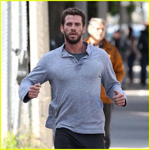Liam Hemsworth Is Focusing on Work, Starts Work on Quibi Series