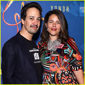 Lin-Manuel Miranda & Wife Vanessa Nadal Attend 'Freestyle Love Supreme' Broadway Opening Night