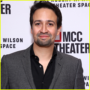Lin-Manuel Miranda Attends Opening Night of 'The Wrong Man'
