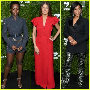 Lupita Nyong'o, Marisa Tomei, & Tiffany Haddish Arrive at God's Love We Deliver, Golden Heart Awards 2019!