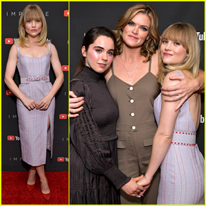 Maddie Hasson Celebrates Season Two of 'Impulse' With Co-Stars at Premiere Party