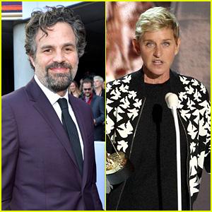 Mark Ruffalo Criticizes Ellen DeGeneres' Defense of Her Friendship With George W. Bush