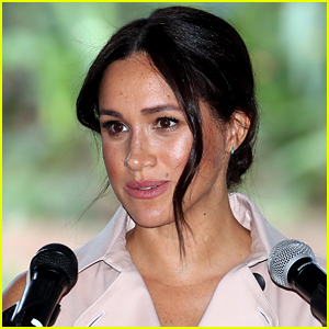 Meghan Markle Admits She's 'Not Really OK' & 'Struggling' to Adjust to Life in the Spotlight as a Royal - Watch