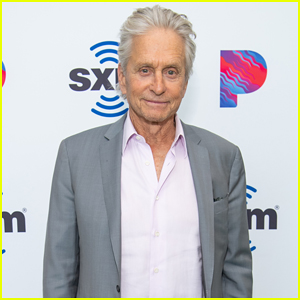 Michael Douglas Says He's 'So Proud' Of Son Cameron's Drug Recovery Process
