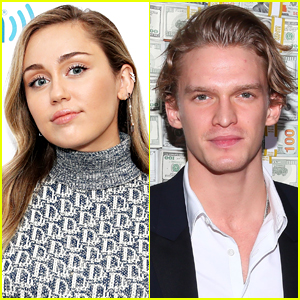 Miley Cyrus' New Flame Cody Simpson Helps Nurse Her Back to Health After Tonsillitis Diagnosis