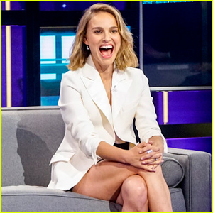 Natalie Portman Spills About Her Friendship With Britney Spears