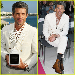 Patrick Dempsey Says It's 'Important Time To Collaborate Internationally'