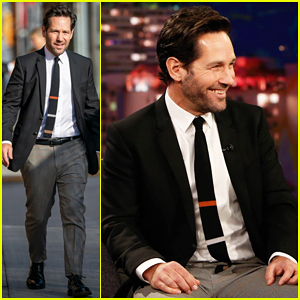 Paul Rudd Confrims He Wrapped Filming on 'Ghostbusters 2020' - Watch Here!