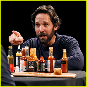 Paul Rudd Reveals a Hilarious NSFW Photography Skill Involving Butts on 'Hot Ones' - Watch!
