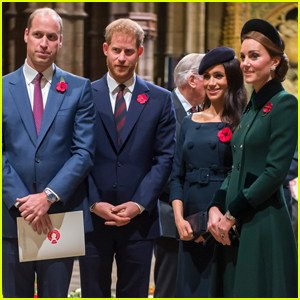 Prince William & Kate Middleton Reunite with Prince Harry & Meghan Markle for Mental Health PSA
