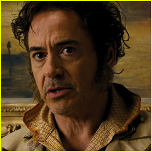 Robert Downey Jr. Talks to Animals in 'Dolittle' Trailer - Watch!