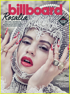 Rosalia Opens Up About Not Changing Herself for the Music Industry