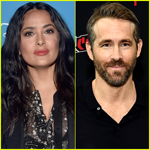 Salma Hayek Calls Out Ryan Reynolds on His Birthday