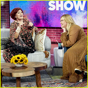 Sharon Osbourne Gets Candid About Plastic Surgery & Says She Can Hardly Feel Her Mouth - Watch!