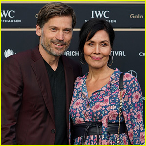 Nikolaj Coster-Waldau & Wife Nukaaka Attend 'Suicide Tourist' Premiere at Zurich Film Festival 2019