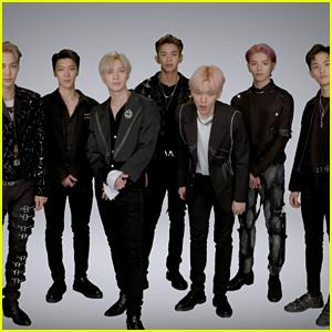 K-Pop Super Group SuperM Take on Ellen DeGeneres' Dance Challenge - Watch!
