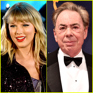 Taylor Swift Co Wrote A New Song For Cats Movie With Andrew Lloyd Webber Andrew Lloyd Webber Movies Taylor Swift Just Jared